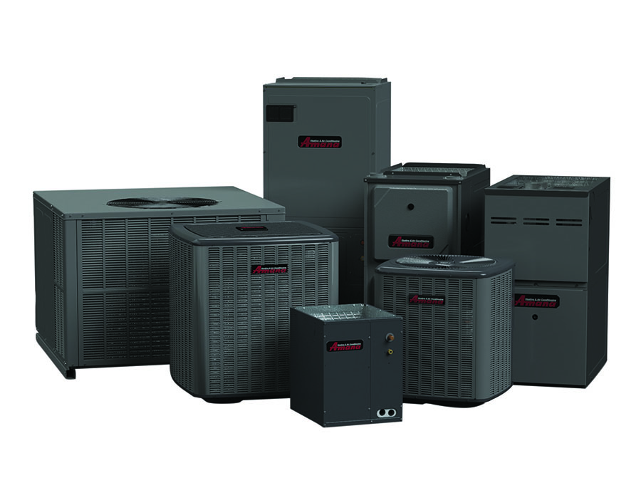 residential amana HVAC equipment